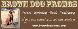 Brown Dog Promos