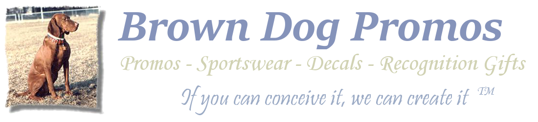 Brown Dog Promos Logo