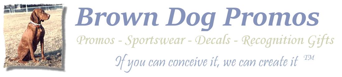 Brown Dog Promos Logo